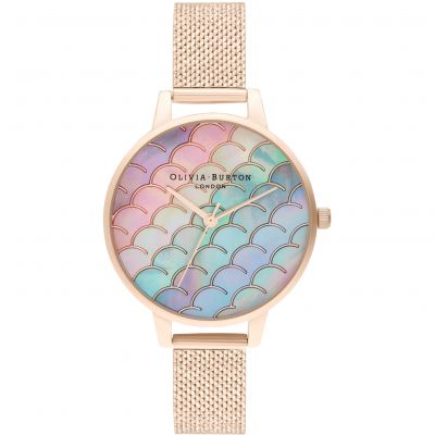 Montre Femme Olivia Burton Mermaid Tail OB16US45