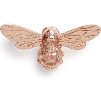 Olivia Burton Lucky Bee Rose Gold Brooch OBPIN14N