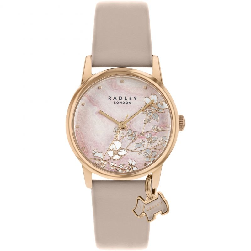 Ladies Radley Botanical Floral Watch RY2884