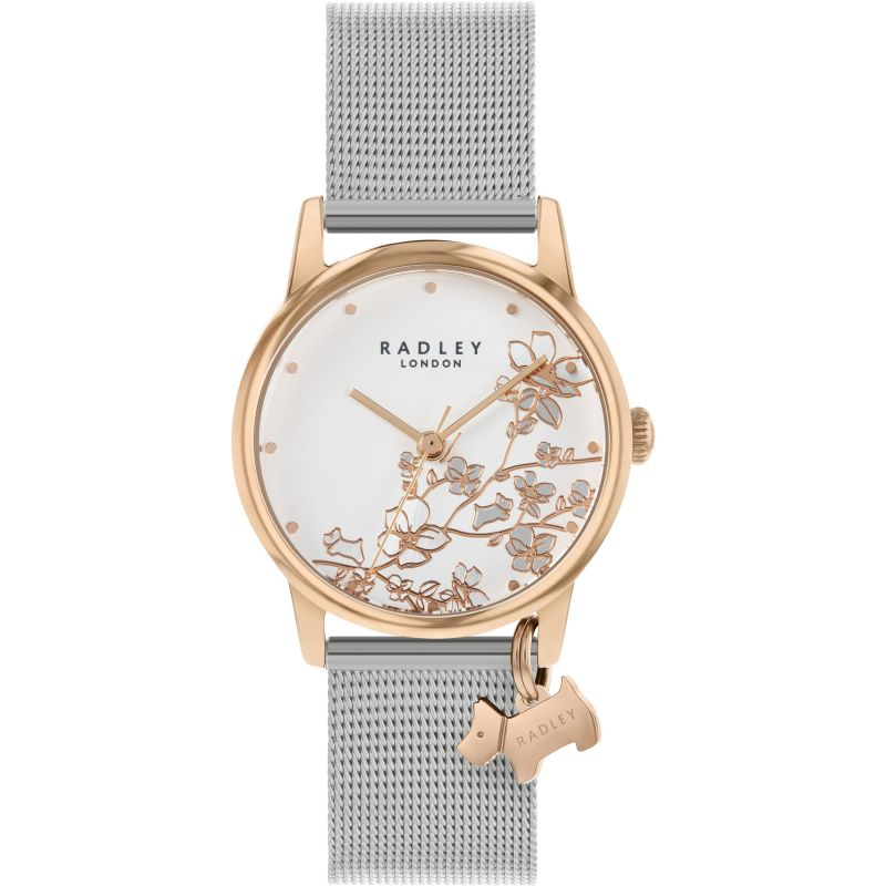 Ladies Radley Botanical Floral Watch RY4399