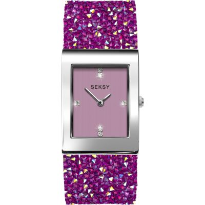 Ladies Seksy Rocks Watch 2856