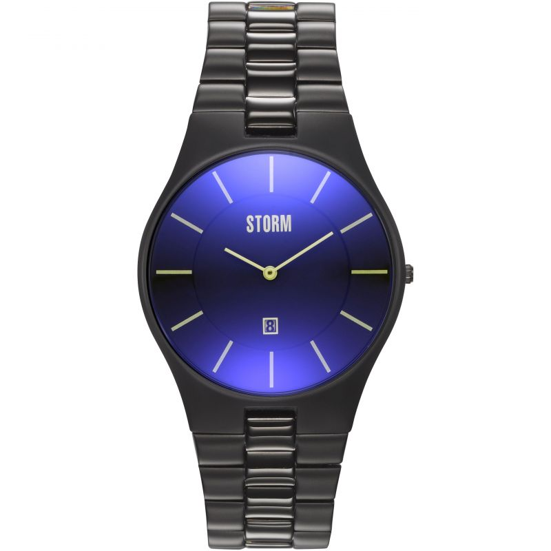 Mens STORM Storm Slim-X Xl Slate Blue Watch 47159/SL/B