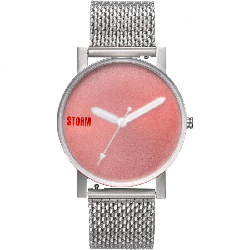 Mens STORM Storm New Blast V2 Mesh Red Watch 47457/R