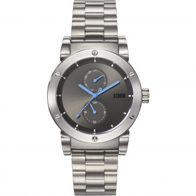 STORM AW19 Storm Hydron V2 Grey Herrenuhr in Silber 47461/GY