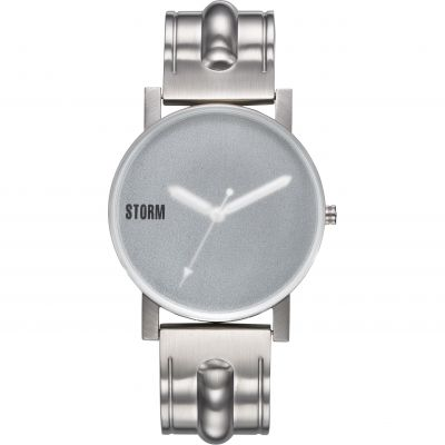 STORM AW19 Storm New Blast V2 Green Herrenuhr in Silber 47465/G