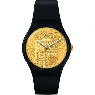 Mens Swatch Super Sir Watch SUOB170