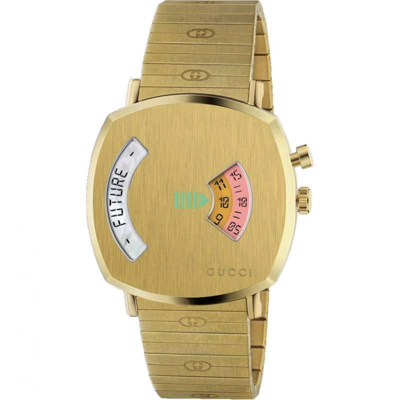 Gucci Grip Roulette Watch YA157416