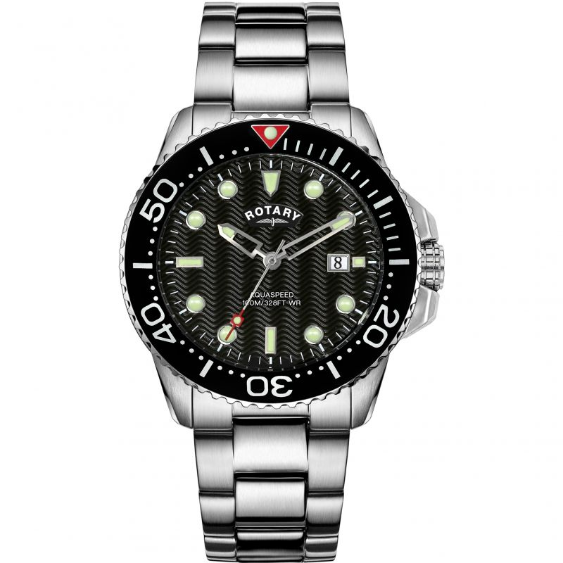 Rotary Aquaspeed Watch AGB19001/W/04