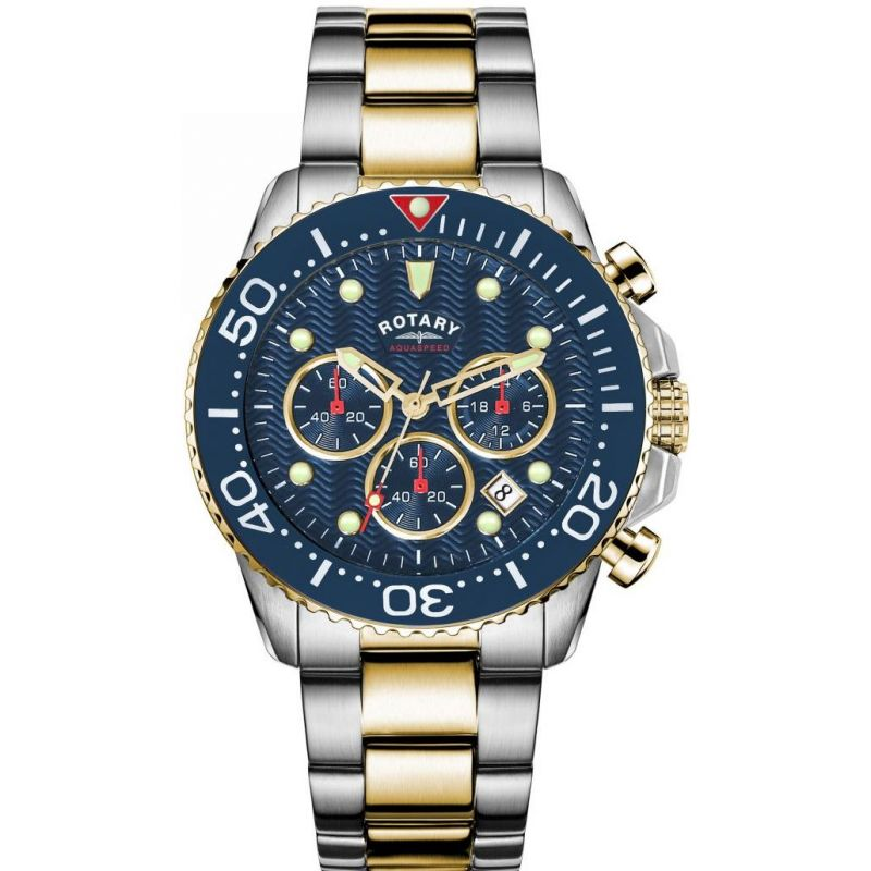 Rotary Aquaspeed Watch AGB19002/C/05