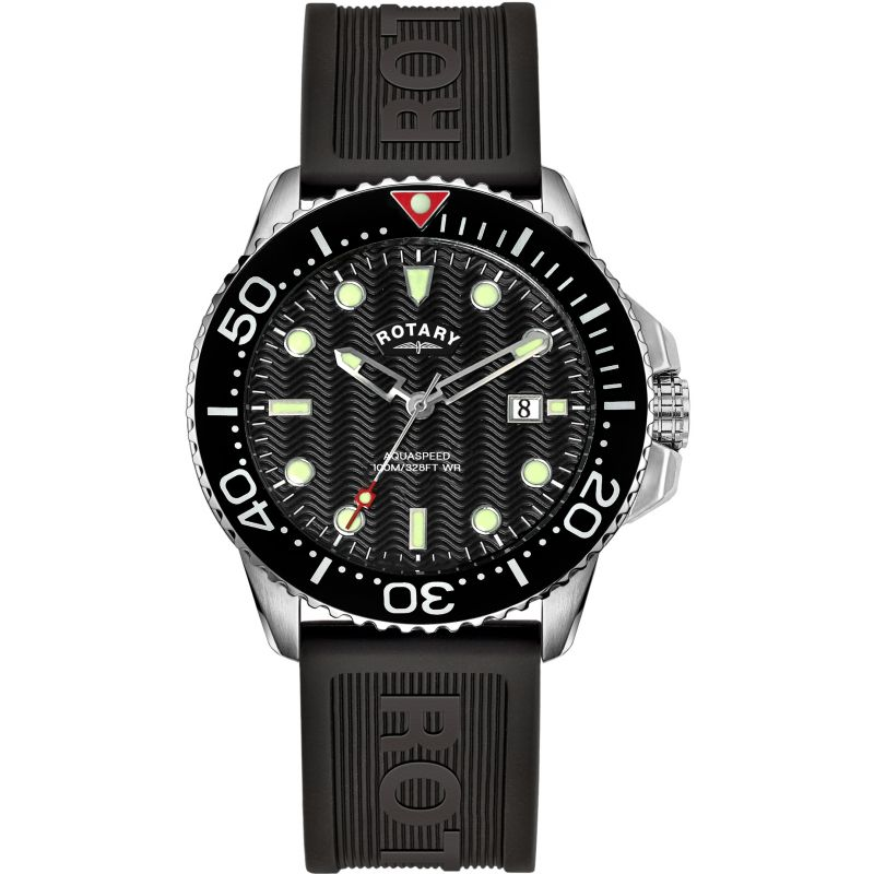 Rotary Aquaspeed Watch AGR19001/W/04