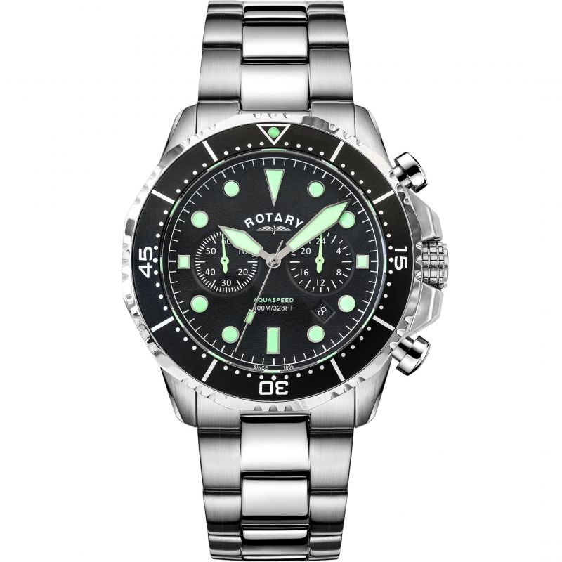 Rotary Aquaspeed Watch AGB19006/C/04