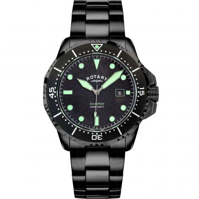 Mens Rotary Aquaspeed Exclusive Watch AGB19007/W/04