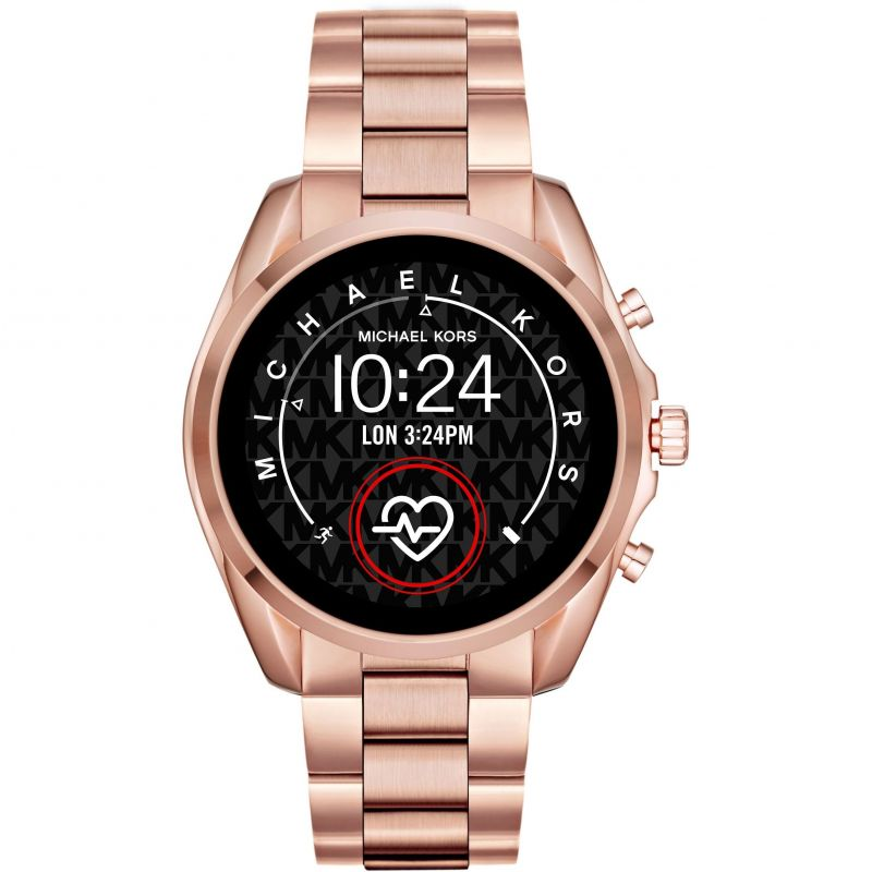 Ladies Michael Kors Access Bradshaw Gen 5 Bluetooth Smartwatch MKT5086