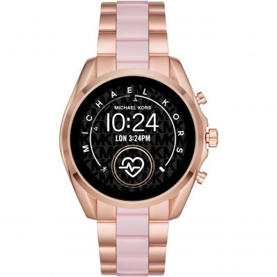 Ladies Michael Kors Access Bradshaw Gen 5 Bluetooth Smartwatch MKT5090