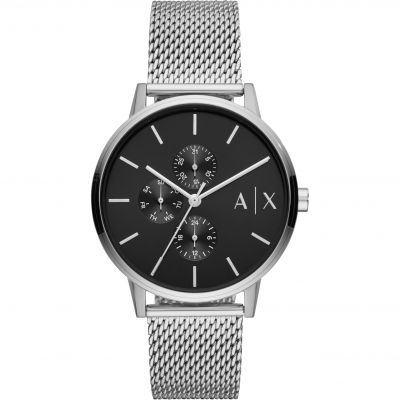 Mens Armani Exchange Cayde Watch AX2714