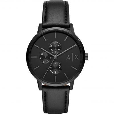 Mens Armani Exchange Cayde Watch AX2719