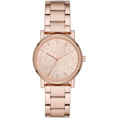 DKNY Soho Dameshorloge Rose NY2854