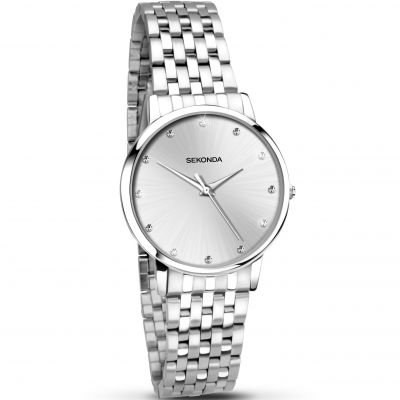 Sekonda Sekonda Ladies Watch Damklocka Silver 2444