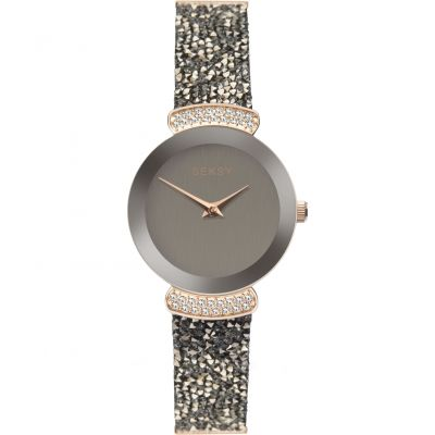 Seksy Seksy Wristwear By Sekonda Ladies Fashion Watch Damklocka Svart 2719