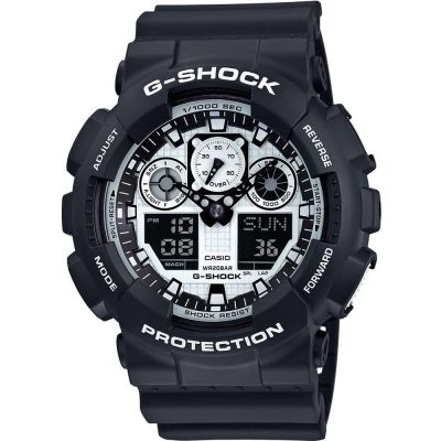 Casio G-Shock Watch GA-100BW-1AER