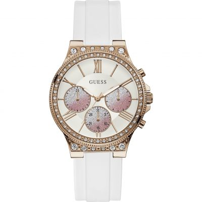 Ladies Guess Pop Sugar Watch W1233L1