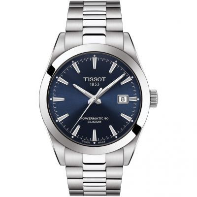 Tissot Gentleman Powermatic 80 Silicium Watch T1274071104100