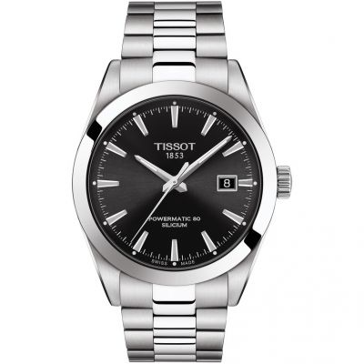 Montre Tissot Gentleman Powermatic 80 Silicium T1274071105100