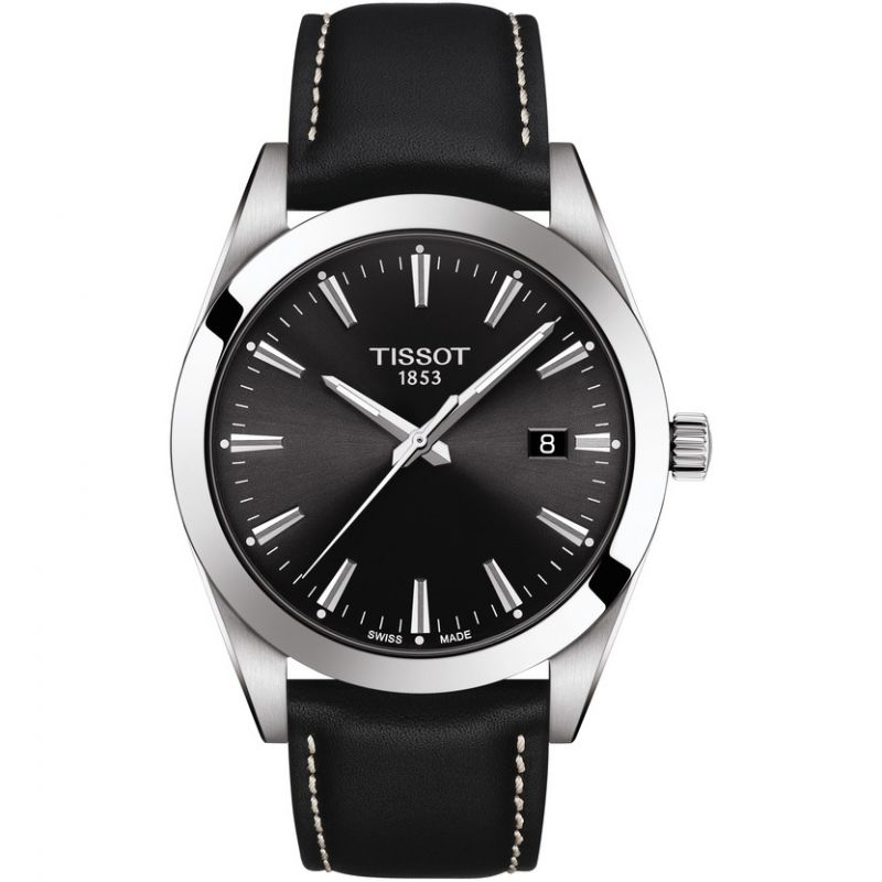 Tissot Gentleman Watch T1274101605100