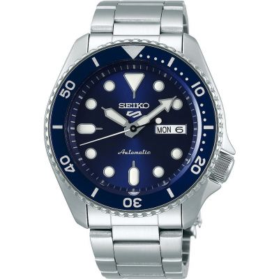 Mens Seiko 5 Sports Automatic Watch SRPD51K1