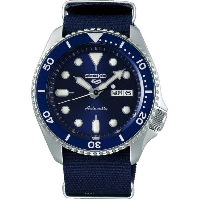 Mens Seiko 5 Sports Automatic Watch SRPD51K2