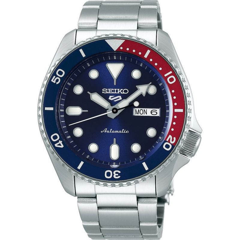 Mens Seiko 5 Sports Automatic Watch SRPD53K1