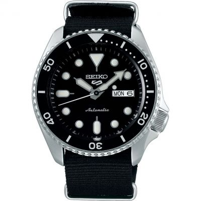 Mens Seiko 5 Sports Automatic Watch SRPD55K3