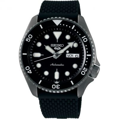 Mens Seiko 5 Sports Automatic Watch SRPD65K2