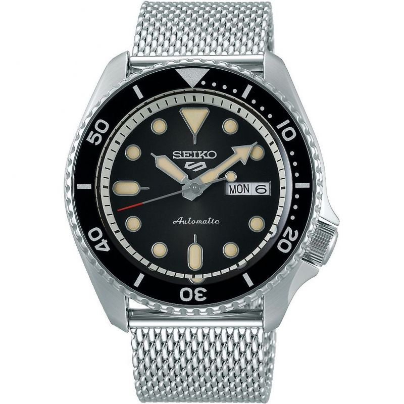 Mens Seiko 5 Sports Automatic Watch SRPD73K1
