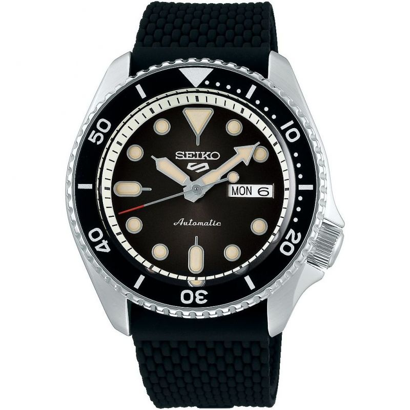 Mens Seiko 5 Sports Automatic Watch SRPD73K2
