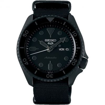Mens Seiko 5 Sports Automatic Watch SRPD79K1
