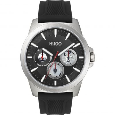 HUGO Twist Herenhorloge Zwart 1530129