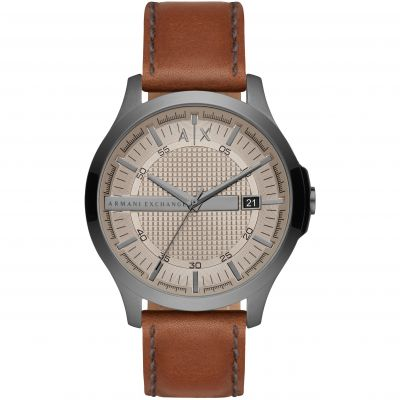 Armani Exchange HAMPTON Herenhorloge Bruin AX2414