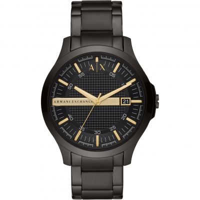 Armani Exchange HAMPTON Herenhorloge Zwart AX2413