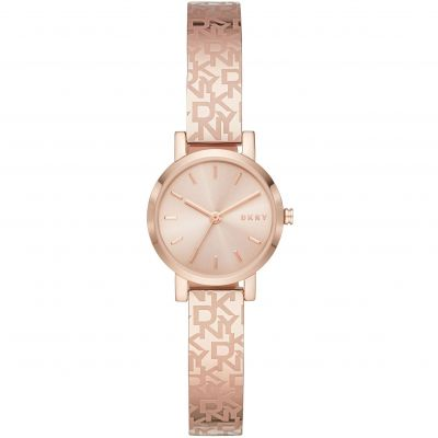 DKNY Soho Dameshorloge Rose NY2884