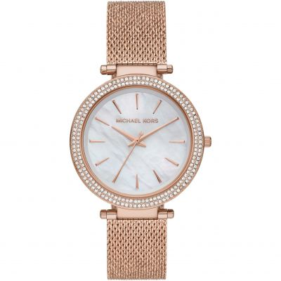 Michael Kors Darci Dameshorloge Rose Gold MK4519