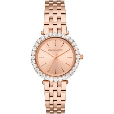 Michael Kors Darci Dameshorloge Rose Gold MK4514