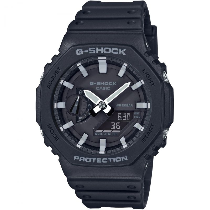 Casio G Shock GA 2100 Watch GA-2100-1AER
