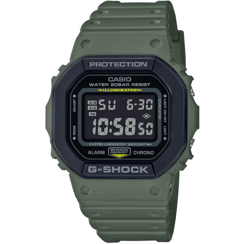 Casio Watch DW-5610SU-3ER