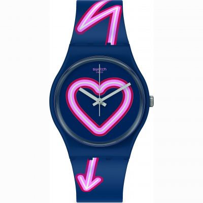 Reloj para Mujer Swatch Flash Of Love GN267