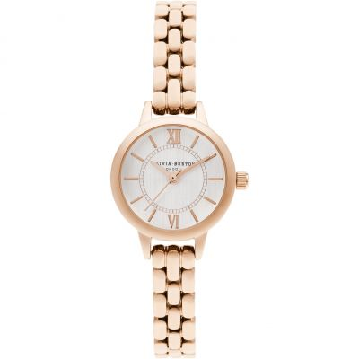 Montre Femme Olivia Burton Mini Dial Rose Gold OB16MC51