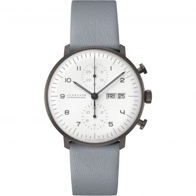 Montre Chronographe Junghans Max Bill 027/4008.05