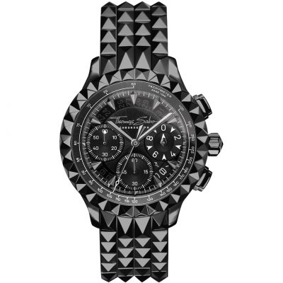 Thomas Sabo Pyramid Rebel at Heart Watch WA0359-202-203-43MM
