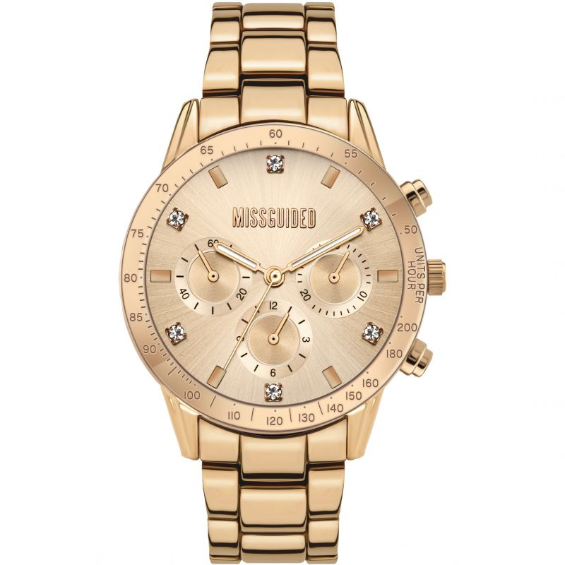 Missguided Watch MG034RGM