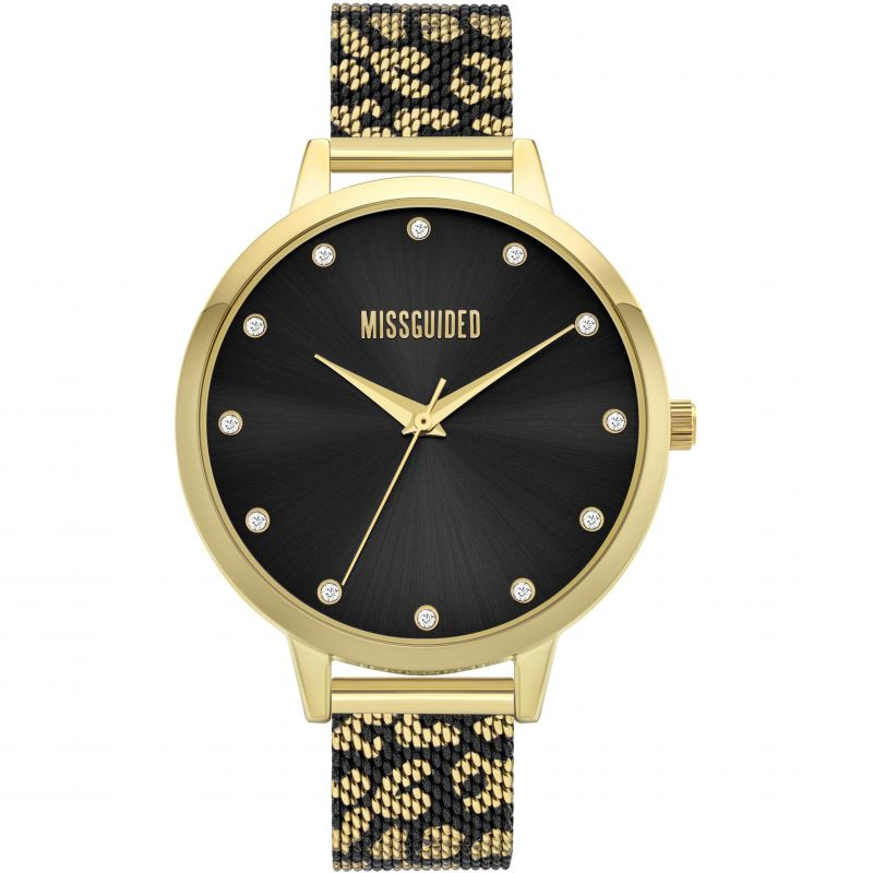 Missguided Watch MG041BGM